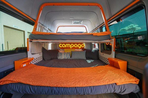 Four Seater Bedding