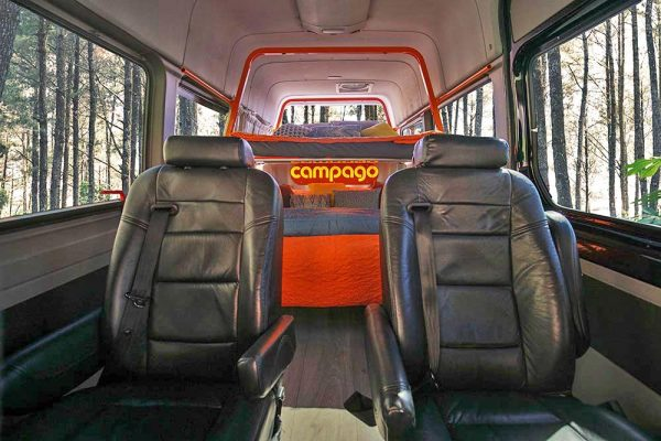 4 Seater Campago