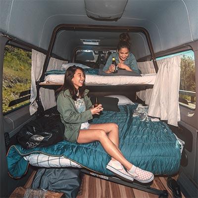 campervan base camp